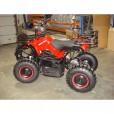 Электроквадроцикл ATV Мини Барс 800 RC Че