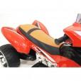 Электроквадроцикл Е005КХ для детей красный