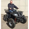 Электроквадроцикл Бизон 800XL Черный