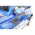Двухместный электромобиль Лэнд Ровер синий
