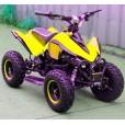 Электроквадроцикл Мини Кобра 800 Желтая