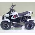Электроквадроцикл Муха 800 Белая