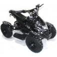 Электро-квадроцикл Муха 800 Чёрная молния