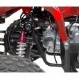 Квадроцикл Раптор 50N Красный камуфляж