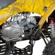 Бензиновый квадроцикл Раптор 50R Желтый камуфляж
