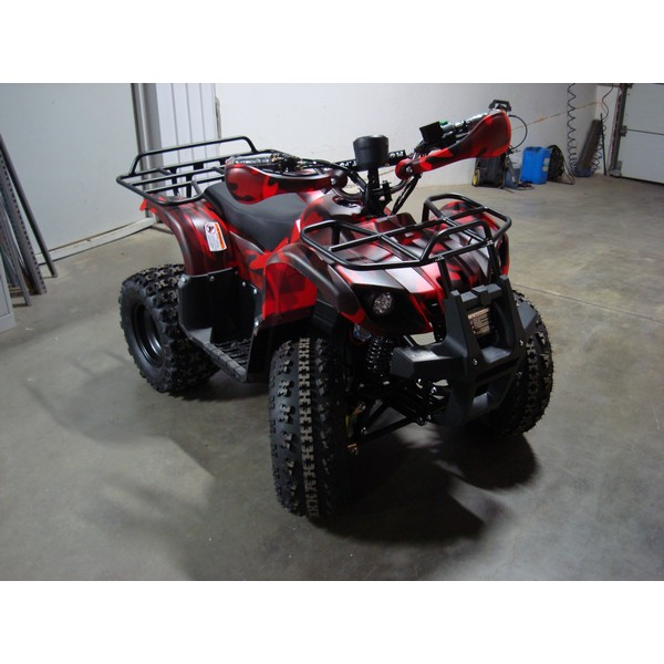Электроквадроциклы  ATV Барс 1000 Раптор