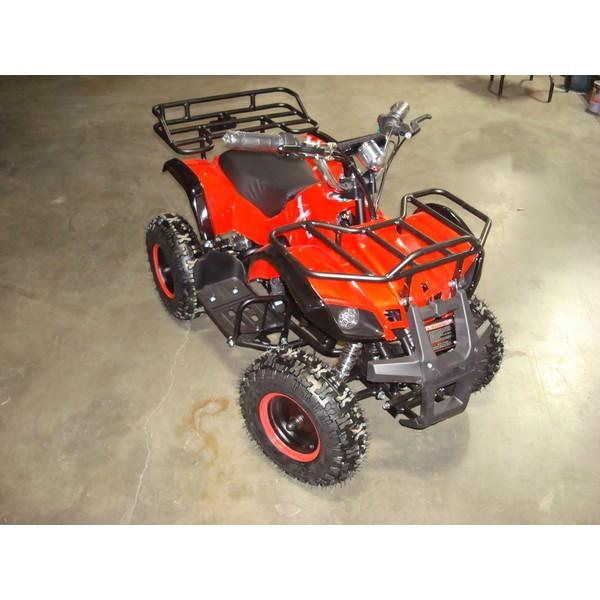 Детский квадроцикл  ATV Мини Барс 800 RC Че