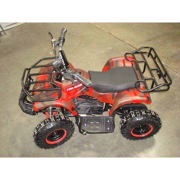 Детский квадроцикл  ATV Мини Барс 800 RC Раптор
