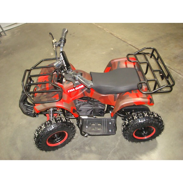 Десткий квадроцикл  ATV Мини Барс 800 RC Раптор