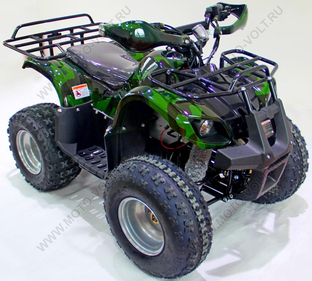 Детский квадроцикл на аккумуляторе  Барс 1000XL Комбат