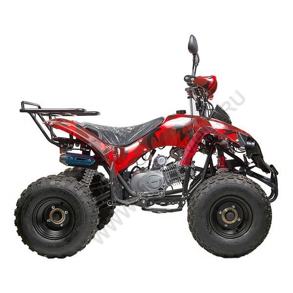 Квадроцикл Раптор 50R Красный камуфляж
