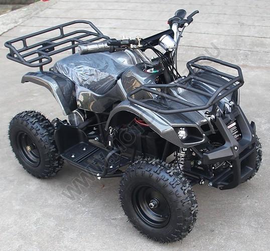 Квадроцикл для девочек  Мини Барс 800 RC Карбон