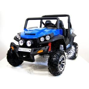 Электромобиль Багги синий с ДУ