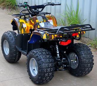 Электрический квадроцикл Барс 1000XL Саламандр