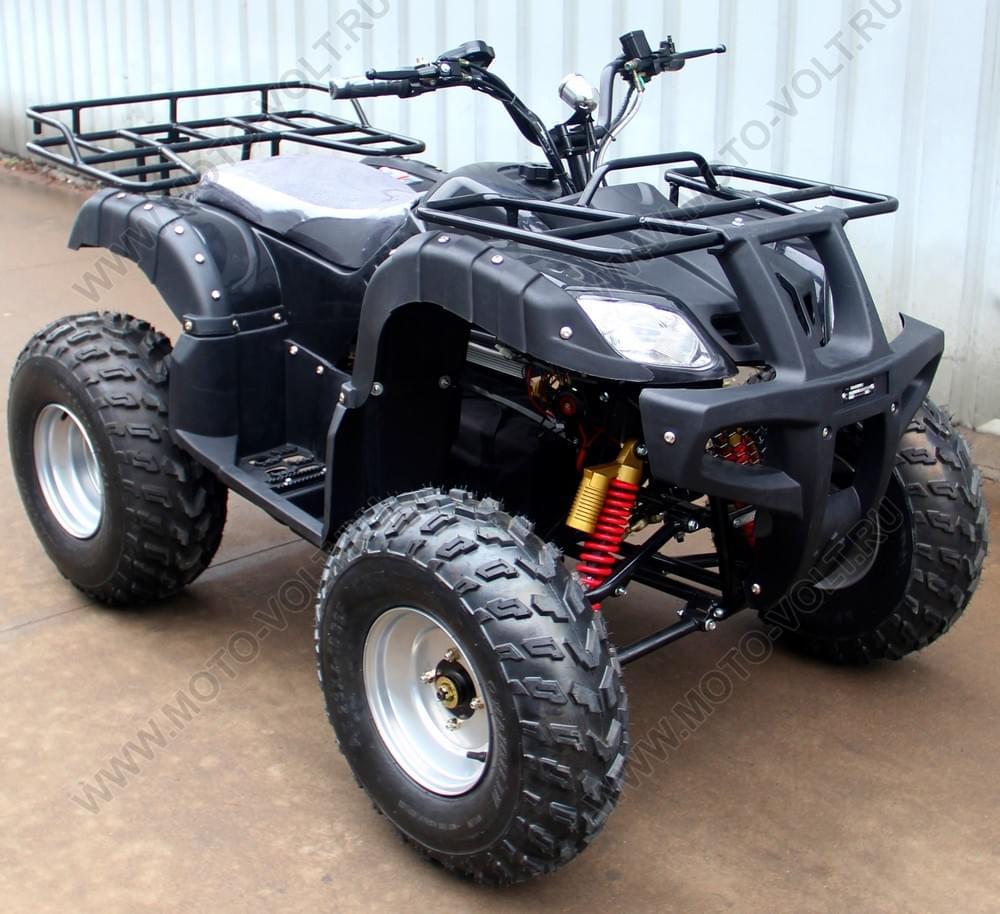Десткий квадроцикл  Бизон 800XL Черный