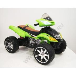 Электроквадроцикл Е005КХ для детей зеленый