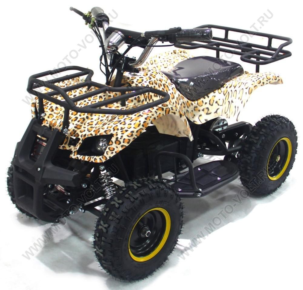 Квадроцикл для девочек  Мини Барс 800 Леопард