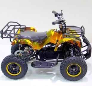 Электроквадроцикл Мини Барс 800 Саламандр