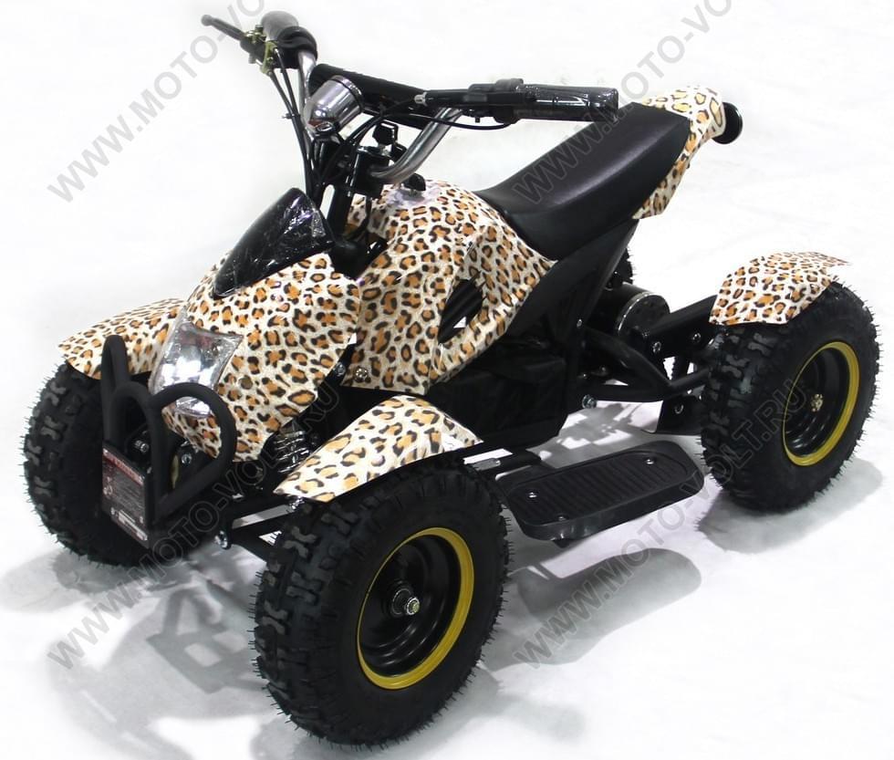 Десткий квадроцикл  Муха 800 Леопард