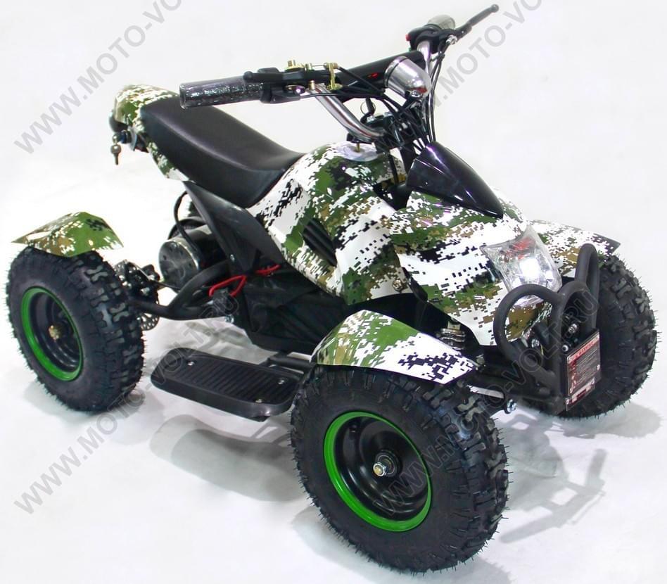 Электроквадроциклы  Муха 800 Патриот