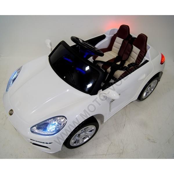 Электромобиль Порше для детей