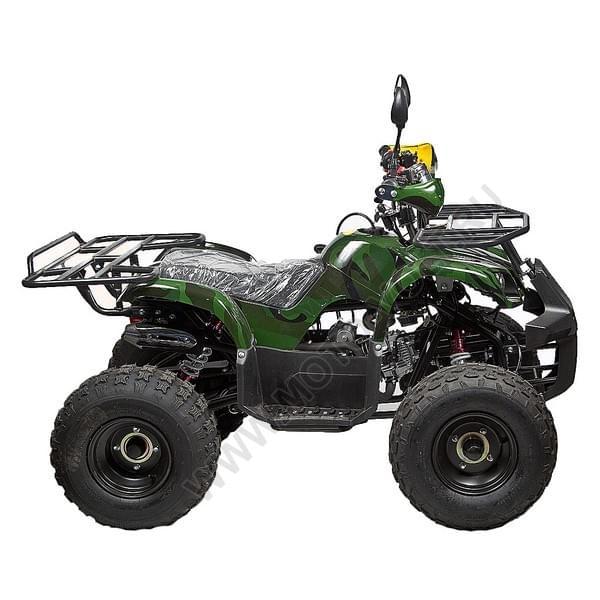 """Квадроцикл на бензине Raptor с ручным переключением """"Зеленый камуфляж"""""""