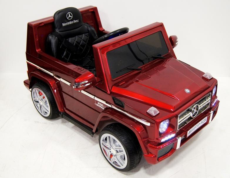 Детский электромобиль Mercedes g65